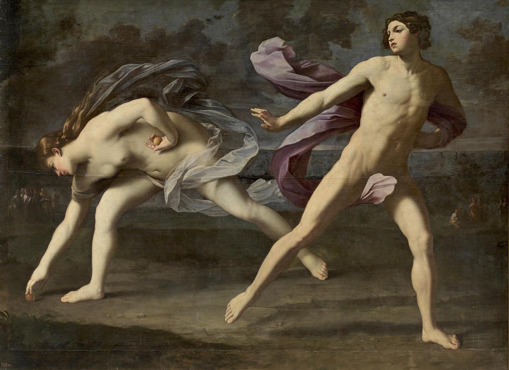 19 reni Hippomenes and Atalanta