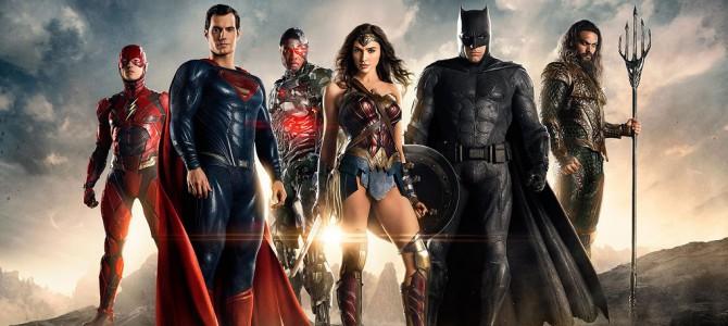 W kinie: Liga Sprawiedliwości
