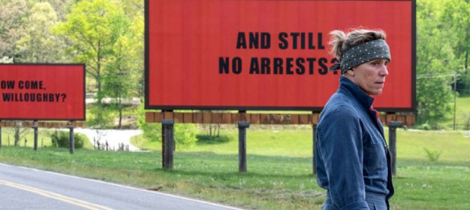 W kinie: Trzy billboardy za Ebbing, Missouri