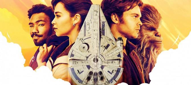 W kinie: Han Solo: Gwiezdne wojny – historie
