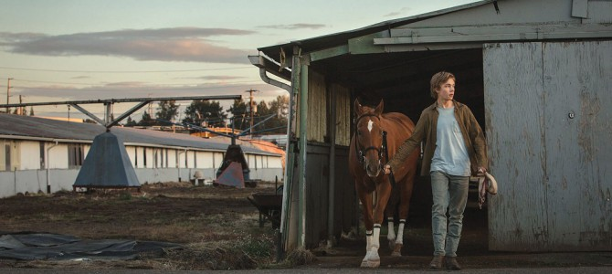 W kinie: Lean on Pete (NH)