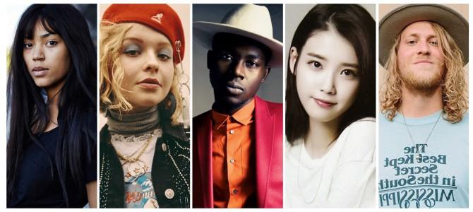 Miesiąc w muzyce: październik 2018 (piosenki)