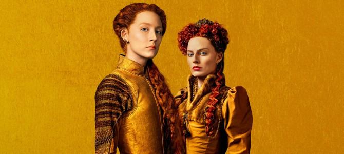 W kinie: Maria, Królowa Szkotów