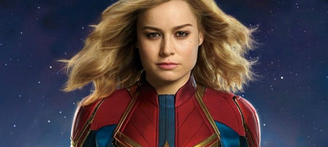 W kinie: Kapitan Marvel
