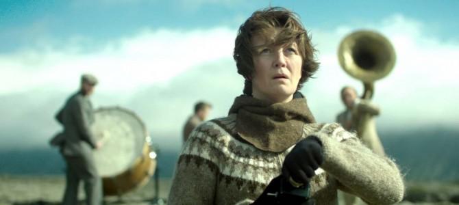 W kinie: Kobieta idzie na wojnę