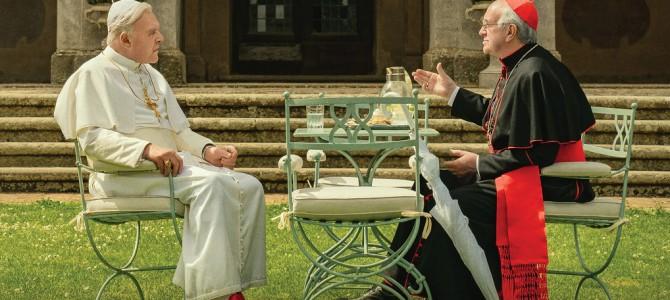 W kinie: Dwóch Papieży
