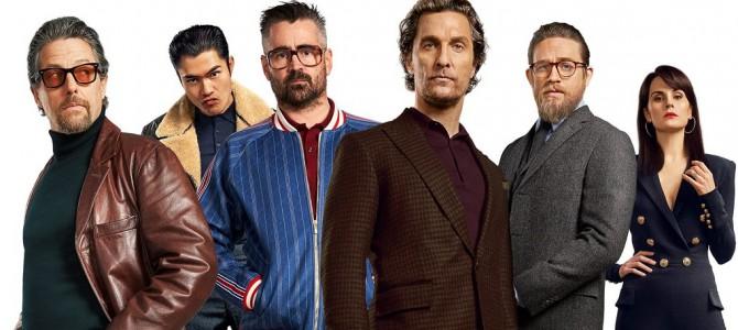 W kinie: Dżentelmeni