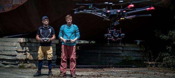 W kinie: Droneman