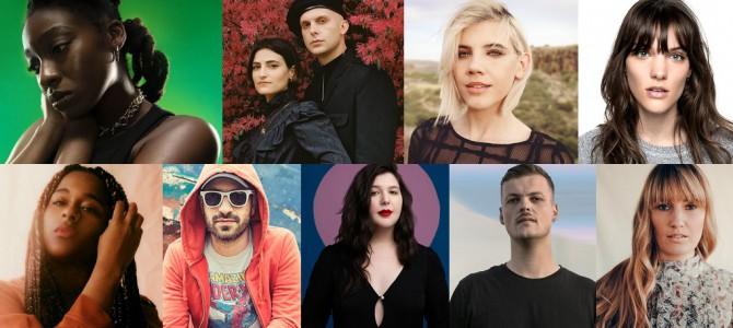 Miesiąc w muzyce: kwiecień 2021 (piosenki)