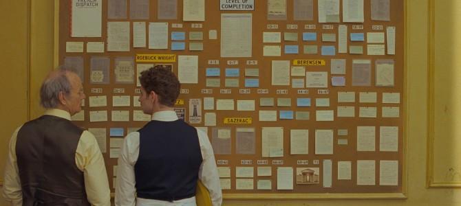 W kinie: The French Dispatch (Cannes)